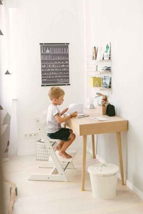 Kinderschreibtisch Maison du Monde Antons ganze Welt