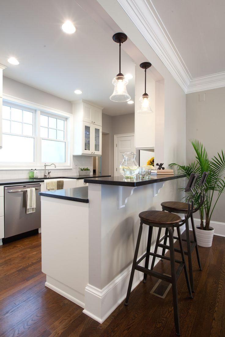 Kitchen Bar Designs for the unique kitchen design