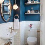 Kleine Badezimmer Design Ideas - #badezimmer #BadezimmerDesignIdeen #design #ideen #kleine -