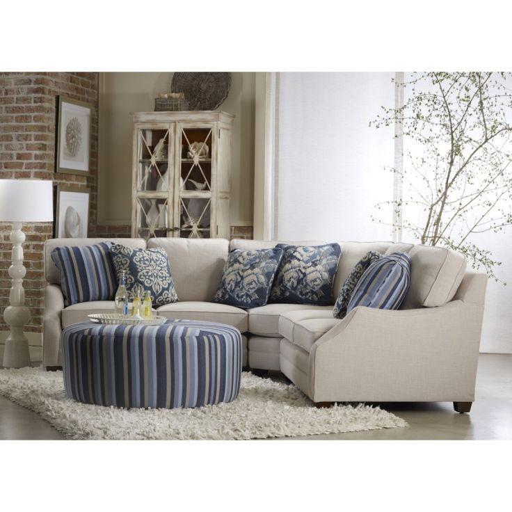 Kleine Couchgarnitur Mit Fernsehsessel – Kleine Schnitt-Sofa-Mit Liege – Hier …