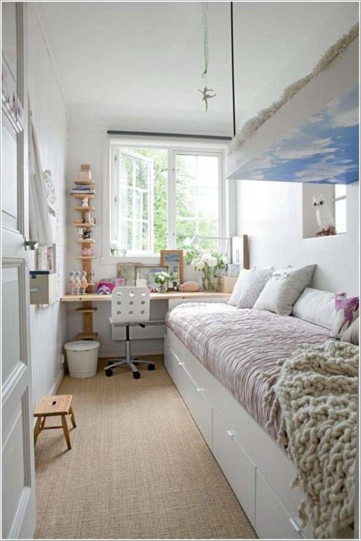 Kleine Kinderzimmer: 13 kreative Einrichtungsideen – #Einrichtungsideen #forsmal…