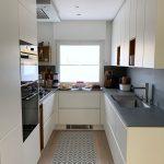 Kleine Küchen größer machen: So geht's! - https://pickndecor.com/dekor