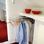 Kleines Schlafzimmer Mit Begehbarem Kleiderschrank Neu Begehbarer Kleiderschrank...