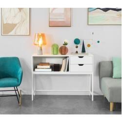 Konsolentisch Flurtisch Sideboard Weiß Bht Ca: 110X80x30cmWayfair.de