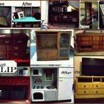 Kreative Ideen - DIY Repurpose einen alten Schreibtisch in eine Pet Station