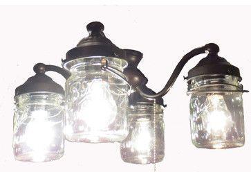 Küchen-Deckenventilatoren mit Lichtern | Jar Deckenventilator LIGHT KIT, Öl ei… – https://bingefashion.com/haus