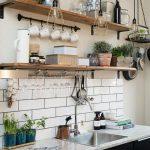 Küchenfliesen machen das Interieur lebendig #hausinterieurs Fliesen und Regale ...