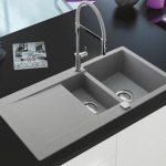 Küchenspüle aus Granit – eine wunderbare Alternative für die moderne Küche - Neu Haus Designs