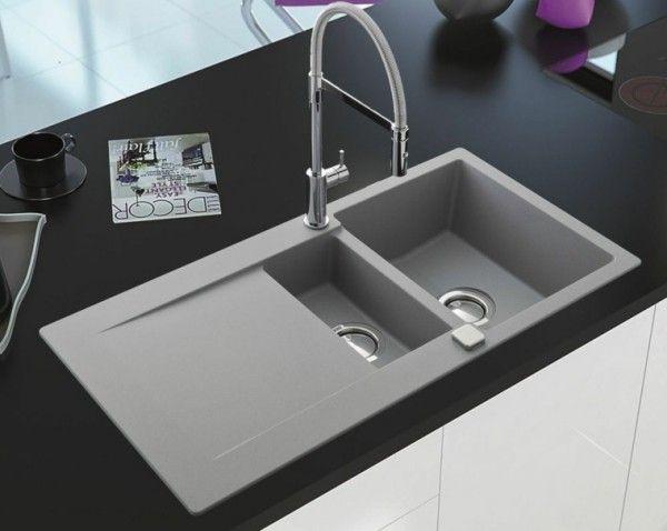 Küchenspüle aus Granit – eine wunderbare Alternative für die moderne Küche – Neu Haus Designs