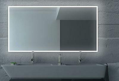 LED BAD SPIEGEL Badezimmerspiegel mit Beleuchtung Badspiegel Wandspiegel S100 | …