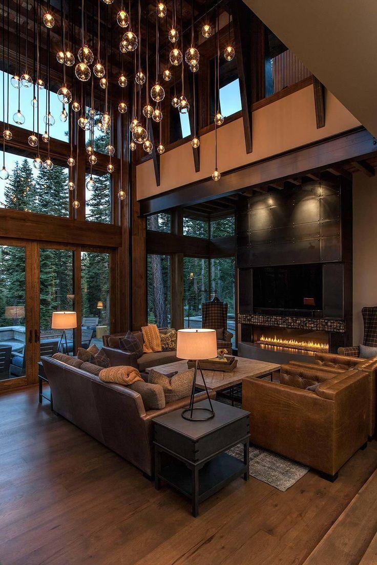 Lake Tahoe Getaway bietet zeitgemäße Stallästhetik – https://pickndecor.com/haus