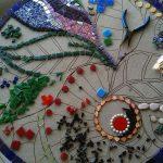Landhaus Blog - Einrichtungsideen und Landhausstil Möbel : Mosaiktisch selber m...