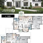 Large Modern Farmhouse With Master Suites Large Bonus Room Above # #farmhousehou...