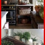 Latest French Country Kitchen Design Ideas # #frenchcountry las últimas ideas d...