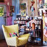 Le style hippie chic dans le salon – 55 idées fraîches