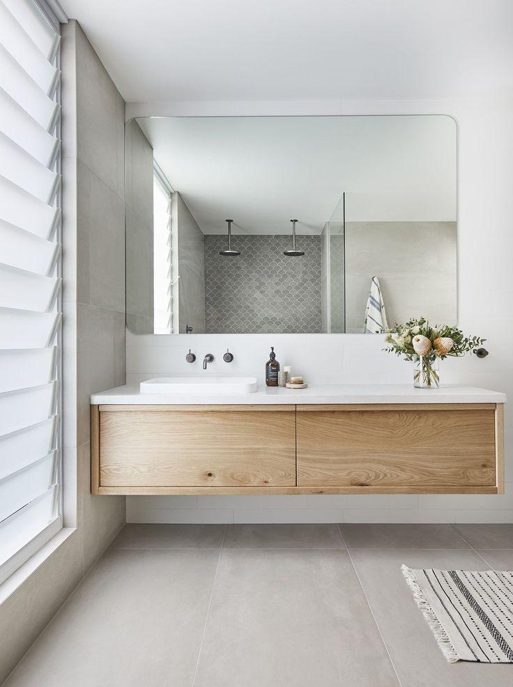 Les couleurs de peinture des salles de bains de maître de salle de bains de luxe sont tout à fait importantes pour votre maison. Wh… #WorkWorking – Wood Design