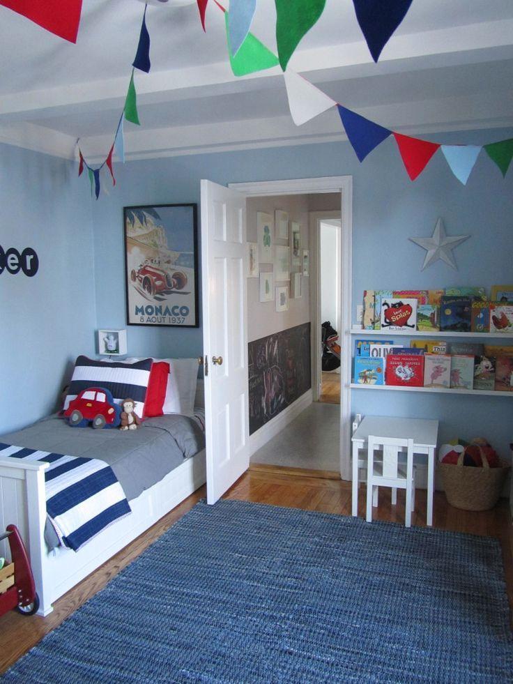 Little B's Big Boy Room – Project Nursery