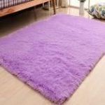 Living room/bedroom Rug Antiskid soft 59 inches by 79 inch carpet 11 color