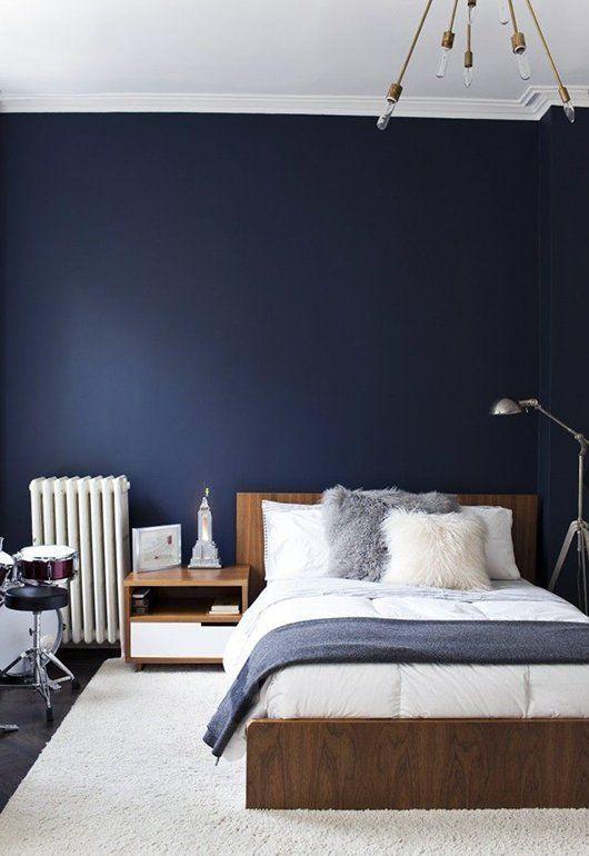 Look We Love: des couleurs vives dans la chambre à coucher – bingefashion.com/interieur