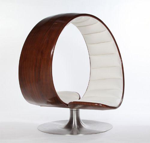Love, Seat  Modern Design Hug Chair by Gabriella Asztalos