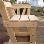 Lovely Pallet Wood Garden Dining Set • 1001 Pallets
