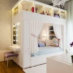 Mädchenzimmer: 75 Mädchenzimmer Ideen mit Fotos - https://pickndecor.com/haus