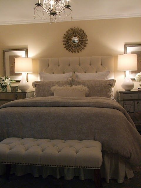 "Make Your Bedroom ""Sizzle"" with Unique Headboard Designs"