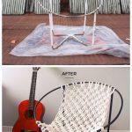 Makrome İpinden Hamak Sandalye Yapılışı - Crochet - Tutorials