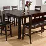 Maldives Counter Height Table W/4 Chairs