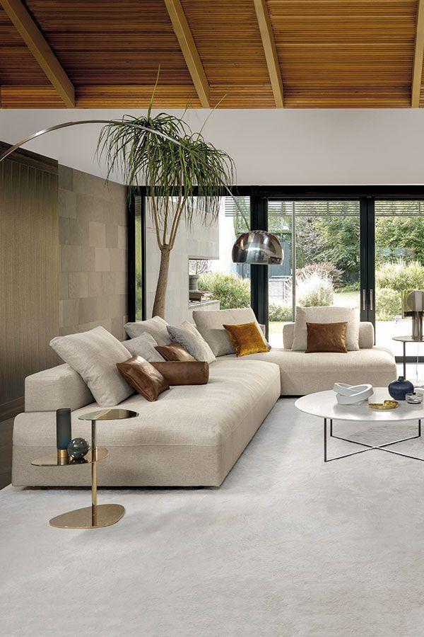 Maximale Kombinationsfreiheit und höchsten Sitzkomfort bietet das Sofa MONOPOLI…