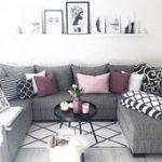 Meek Formal Living Room #homeinterior #LivingRoomFurnitureRed
