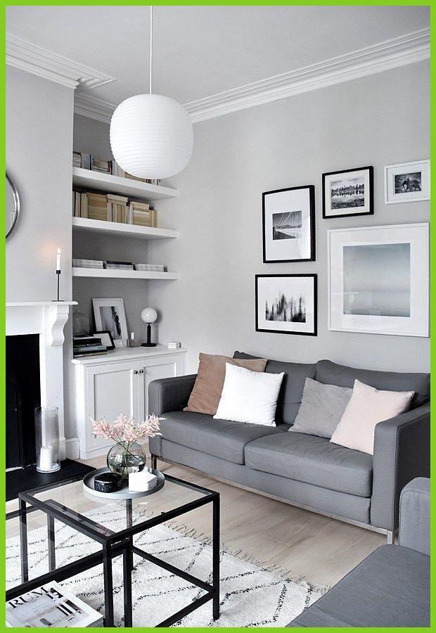 Mein sanftes, minimalistisches Wohnzimmer-Makeover | Diese vier Wände Blog, #di…