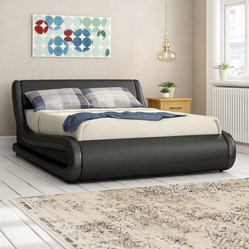 Metro Lane Deveral Upholstered Ottoman Bed | Wayfair.co.uk