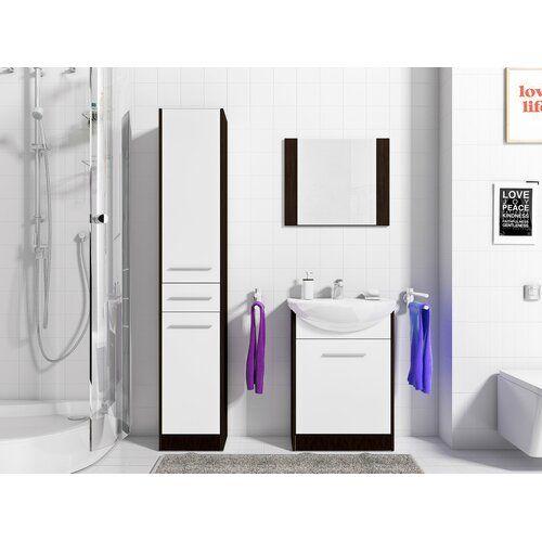 Metro Lane Wharton Bathroom Storage Furniture Set | Wayfair.co.uk