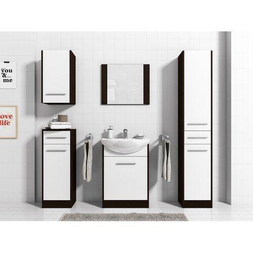 Metro Lane Whetzel Bathroom Storage Furniture Set | Wayfair.co.uk