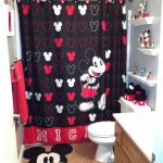 Mickey Mouse Bathroom this is the kids bathroom basically... when we update it I...