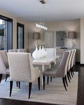 Modern Dining Room Sets for Your Home Design Farmhouse Dining Room design Dining…