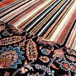 Moderne Bodendekor-Ideen, einzigartige zeitgenössische Teppiche