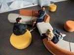 Moderne Büromöbel für zeitgenössische, kreative Büroräume,  #büromöbel #Büroräume #für #kreat...