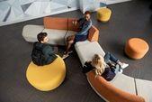 Moderne Büromöbel für zeitgenössische, kreative Büroräume,  #büromöbel #Büroräume #für #kreat…
