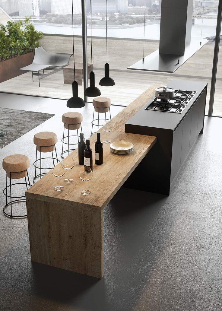 Moderne Küchen: Technik und Eleganz – Gicinque – bingefashion.com/dekor