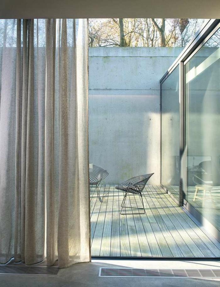 Moderne Vorhänge 75 Ideen, die das Zuhause bereichern – Neu Haus Designs