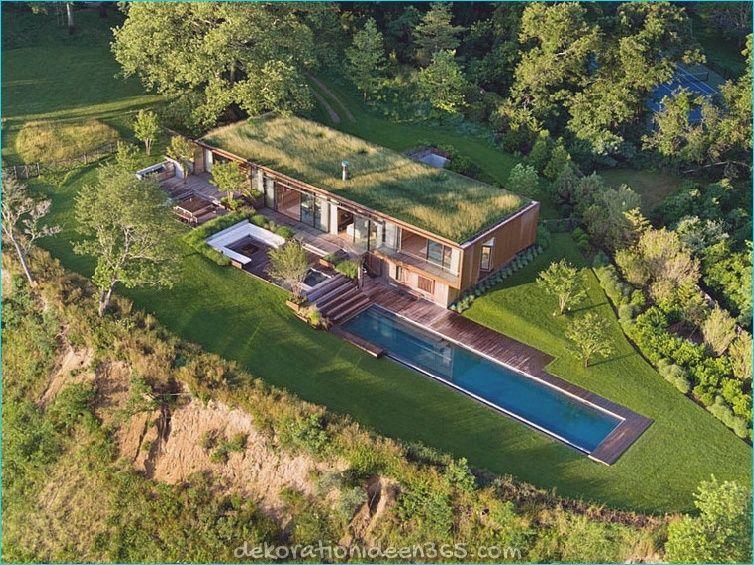 Moderne Wohndesigns – Ein geräumiges und gemütliches Zuhause in The Hamptons » Wohnideen für Inspiration