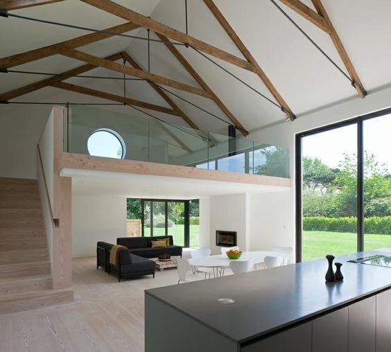 Moderne und inspirierende minimalistische Innenräume – Neu Haus Designs