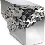 Modernes Konsolentisch Design mit geometrischem Muster von Jake Phipps - Neueste Dekoration