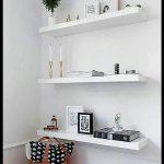 Modernes minimalistisches Wohnzimmer, dunkle Wände, minimalistisches Schlafzimm...