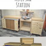 Modular Miter Station - Phase 1 - The Foundation  — the Awesome Orange