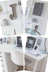 Möbel für das Büro zu Hause   Home-Office-Möbel Arrangement-Ideen   Home Office In …,  #Arr…
