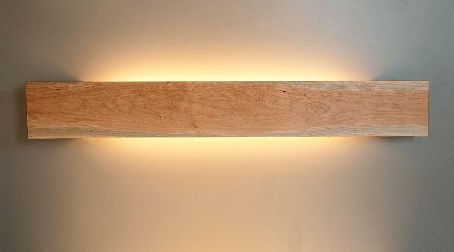 Mohr Designmöbel | Exklusive Wand-Leuchten aus Holz