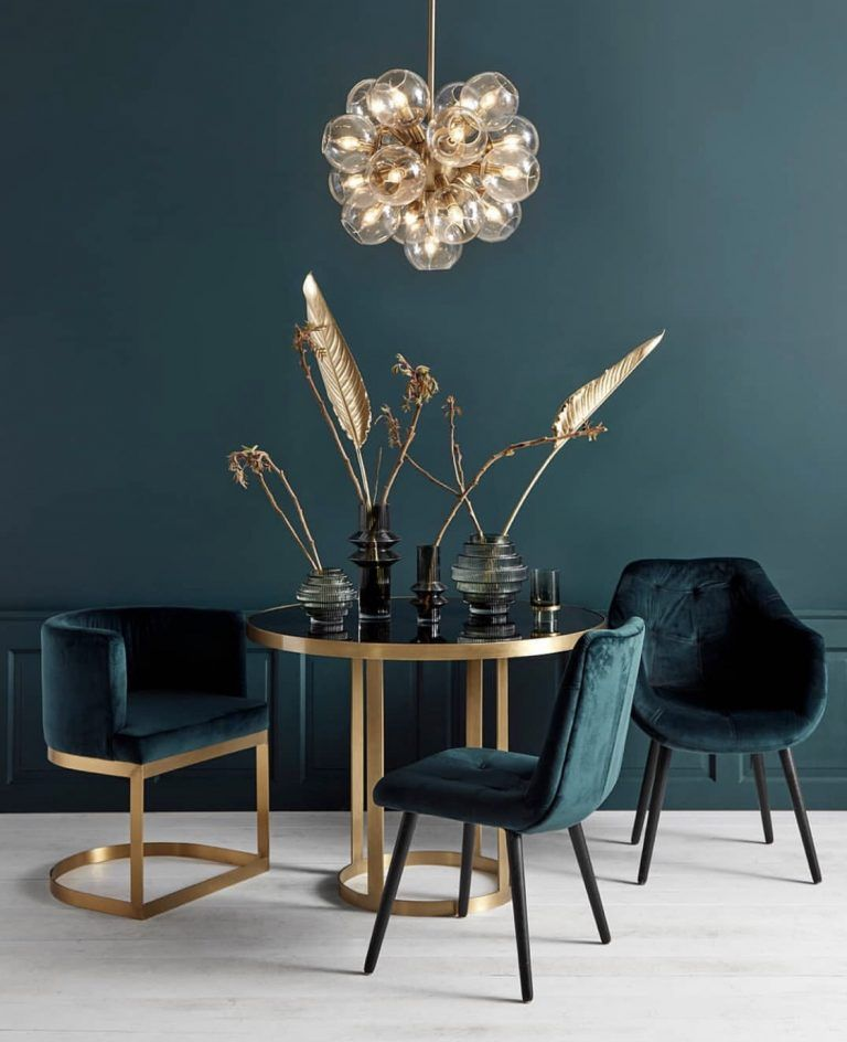 Moodboard Collection Deco Revival Interior Decor Trend for 2019 – TrendBook Trend Forecasting